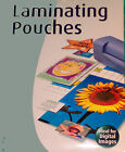 A4 matt laminating pouches or Sticky back or file or gloss or COLD seal or 200 u