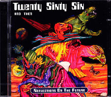 TWENTY SIXTY SIX & THEN reflections on the future 2CD NEU OVP/Sealed