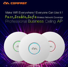 COMFAST E320N 300Mbps Ceiling Mounted Wireless WiFi AP Router with PoE