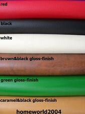 Faux Leather MINI ROLLS Leatherette - for embroidery, bows and other craft use