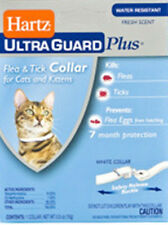 Hartz Ultraguard Plus Flea & Tick Collar for Cats and Kittens, Fresh Scent