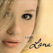 Love Lana, Lana Phillips, New Single