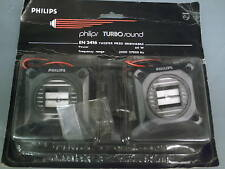 Tweeter piezo orientabile suoni alti frequenze alte Philips d'annata 60W 4Ohm