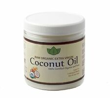 Raw 100% Organic Extra Virgin Coconut Oil (32 ounces) *FREE SHIPPING*