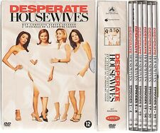 DESPERATE HOUSEWIVES - Intégrale saison 1 - Coffret V3 -6 boitiers slim1 - 6 DVD