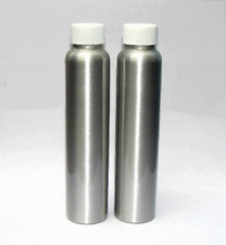 Aluminum Bottles for Powder Coating Samples - Blank Set of 10!