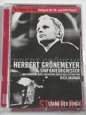 Herbert Grönemeyer & Sinfonieorchester Hannover - Stand der Dinge, Bochum, Mambo
