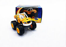 Blaze and the Monster Machines Vehicles Diecast Toy Racer Cars Truck Stripes S06