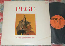 ALADAR PEGE Pege- Leo Wright Art Farmer Bennie Bailey LP Pepita HUN 1980 ~ szabo