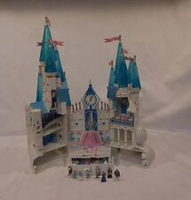 Beauty and the beast castle Disney Little Figures 1998 Polly Pocket Size   RARE