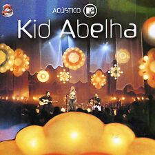 Acoustic by Kid Abelha MTV - Brazilian Pop Rock Guitar Imported Rare Concert