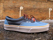 Vans Era (leather Quarter) Blue/Navy Men's Sk8 Size 9