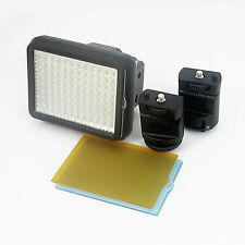 Shoot XT- 96 led video light for Camera DV Camcorder Canon Nikon Sony Minolta