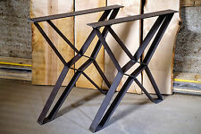 Tischgestell 72,5 Hoch Vintage Tischkufen X Gestell Kufengestell Tischbein
