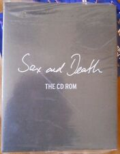 The Durutti Column ‎– Sex And Death The CD ROM mint