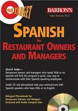 On Target: Spanish for Restaurant Owners and Managers (On Target (Barron)), Span