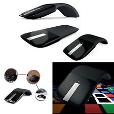 Arbitrary bend Arc Wireless Touch Optical Mouse Bluetooth Mice  for PC Computer
