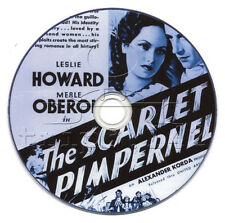 The Scarlet Pimpernel (1934) Adventure, Drama Movie on DVD
