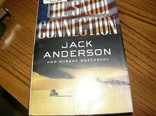 176) The Saudi Connection by Robert Westbrook and Jack Anderson 2006 Hardcover