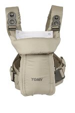 Tomy 1760 Freestyle Classic Baby Carrier Lumbar Support Harness Padding Beige