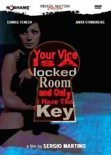 YOUR VICE IS A LOCKED ROOM AND ONLY I HAVE THE KEY NoShame SEALED Sergio Martino