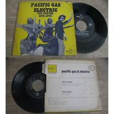 PACIFIC GAS & ELECTRIC - The Hunter French PS 7' Psych Blues Byg W/Languette