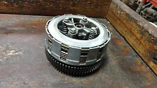 78 HONDA CX500 CX 500 HM796 ENGINE TRANSMISSION CLUTCH BASKET ASSEMBLY