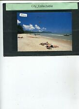 P353 # MALAYSIA USED PICTURE POST CARD * BATU FERINGGHI BEACH, PENANG