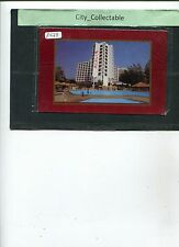 P538 # MALAYSIA USED PICTURE POST CARD * PATTAYA MERLIN THAILAND