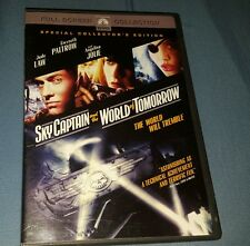 Sky Captain and the World of Tomorrow (DVD, 2005) Fullscreen
