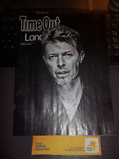 david bowie time out magazine