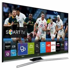 "TV SAMSUNG LED 40"" SMART UE40J6200AK FULL HD DVB-T2 TELEVISORE MONITOR USB VGA"