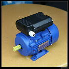 0.75kw 1HP 2800rpm shaft size 19mm Electric motor single-phase 240v