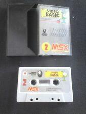 VIDEOBASIC x MSX NUMERO 2 Gruppo Editoriale Jackson