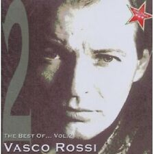 "VASCO ROSSI ""THE BEST OF VOL. 2"" CD NEU"