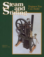 Steam and Stirling: Engines You Can Build - Book 1/ Stirling engines