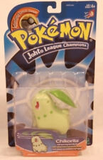 "Pokemon 5"" Johto League Champions Chikorita Action Figure by Hasbro (MOC)"