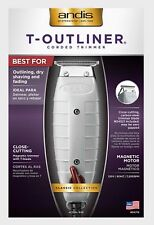 ANDIS T-OUTLINER ® T-BLADE TRIMMER #04710, UPC , 040102047107,  MADE IN USA