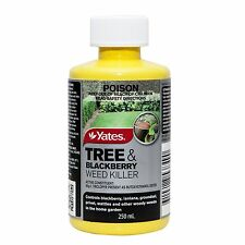 Yates 250ml Tree And Blackberry Weed Killer Concentrate