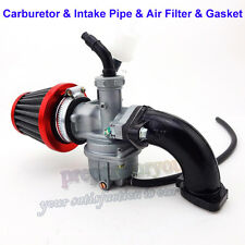 PZ22 Carburetor 22mm Carb Intake Air Filter For 110 125cc ATV Quad Pit Dirt Bike