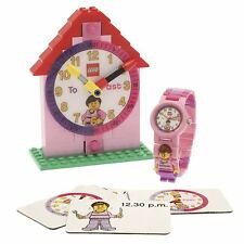 Chicas Rosa profesor Lego Watch Time First Watch 9005039
