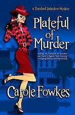 A Terrified Detective Mystery: Plateful of Murder : Terrified Detective...