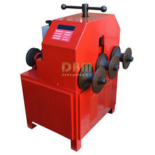 Electric Pipe Tube Bender Multi Function 9 Round & 8 Square Dies with Cover