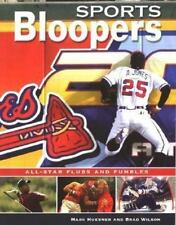 Sports Bloopers: All-star Flubs and Fumbles-ExLibrary