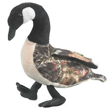 New Canada Goose Mossy Oak Break-up Pattern Bird Plush Stuffed Toy Wild Birds