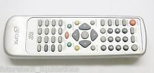 * GENUINE * GPX DVD VIDEO REMOTE CONTROL - DV7500