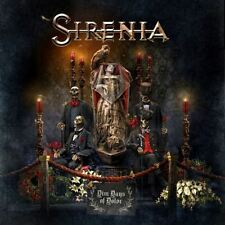 Sirenia - Dim Days of Dolor CD 2016 digipack symphonic metal gothic Napalm