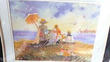 Dimensions Crewel Embroidery Kit - BY THE SEA #1382 Beach scene