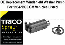 Windshield / Wiper Washer Fluid Pump - Trico Spray 11-505
