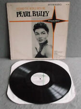 PEARL BAILEY AROUND THE WORLD WITH ME 1954 Guest Star LP Record GS1400 Jazz